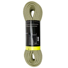 Edelrid SE Emperor Rope 9,8mm x 70m, black-yellow